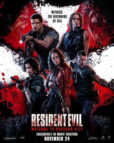 «Отсылки в каждом кадре». Свежий трейлер и постеры экранизации Resident Evil [ВИДЕО]