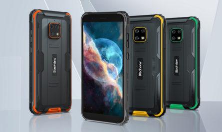 Смартфоны Blackview от $79: от бронированных моделей до классических
