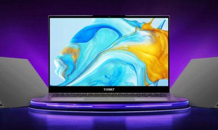 Teclast Tbolt 20 Pro: производительный ноутбук для работы и учёбы со скидкой