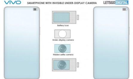 Vivo придумала оригинальный способ скрыть подэкранную камеру