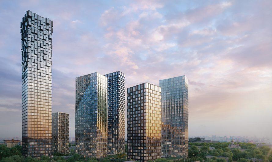 Выдано разрешение на строительство первых трех домов ЖК High Life в Даниловском районе