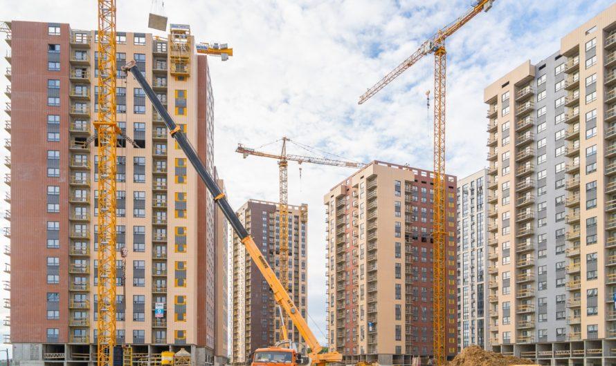 Застройщик получил разрешение на возведение трех корпусов жилого комплекса «Зеленая Вертикаль» на юге Москвы