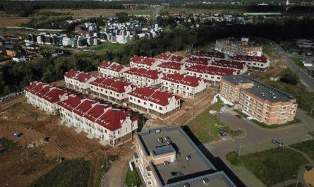 Введены в эксплуатацию две очереди проблемного жилого комплекса «Спорт Таун»