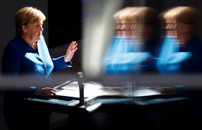 Место преемника Меркель снова стало вакантно