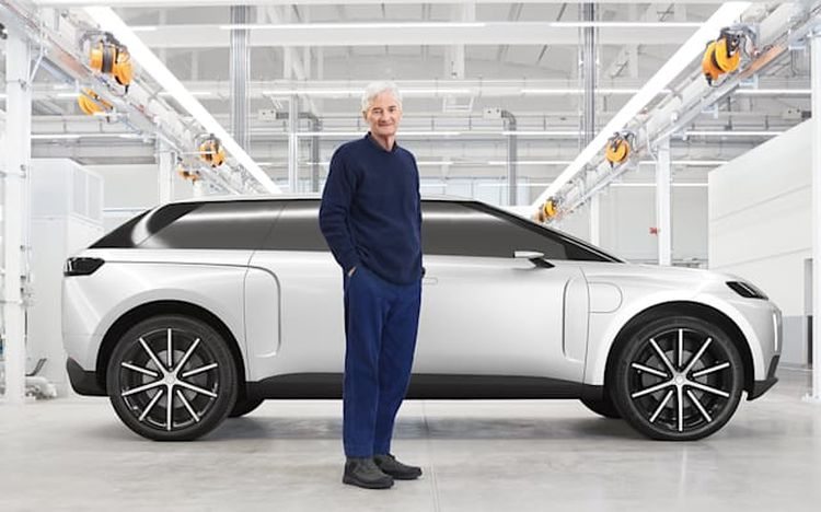 Мертворождённый электромобиль Dyson может стать донором технологий
