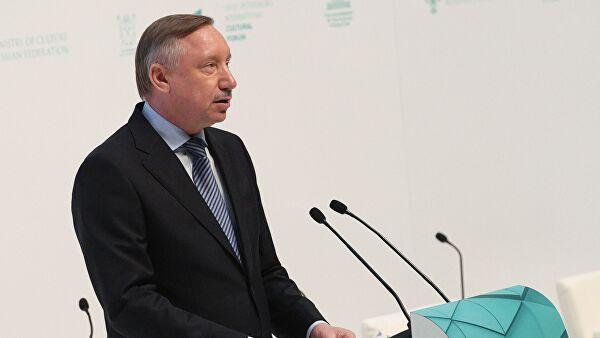 Глава Петербурга назвал Исаака Штокбанта выдающимся режиссером