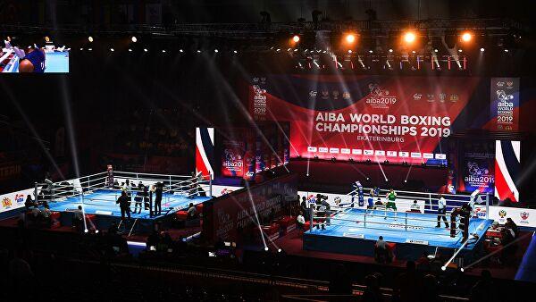 Федерация бокса России наградила корреспондентов РИА Новости