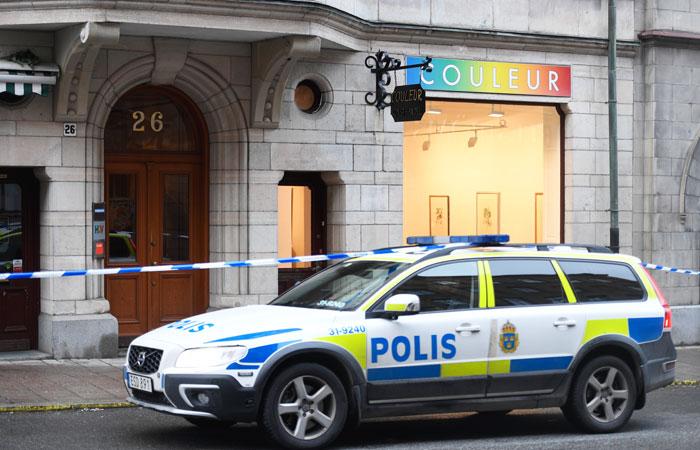 В Стокгольме украли более десяти работ Сальвадора Дали