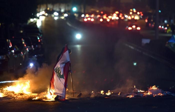 В ходе беспорядков у посольства РФ в Бейруте дипломаты не пострадали