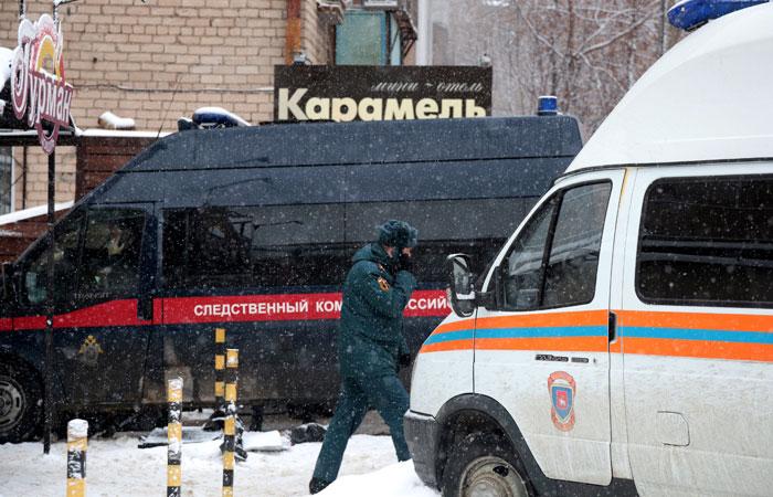 """Постояльцы пермского мини-отеля погибли из-за прорыва 58-летней """"транзитной трубы"""""""