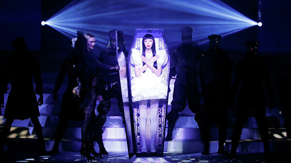 В Петербурге прошла премьера Fashion Freak Show Жан-Поля Готье