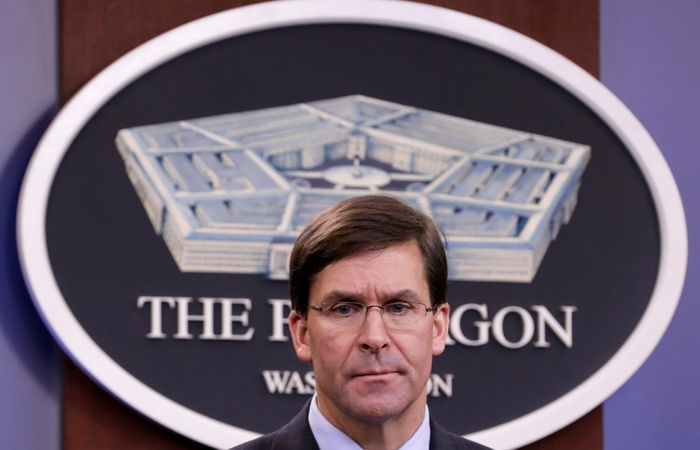 У главы Пентагона не было доказательств плана Сулеймани атаковать посольства США