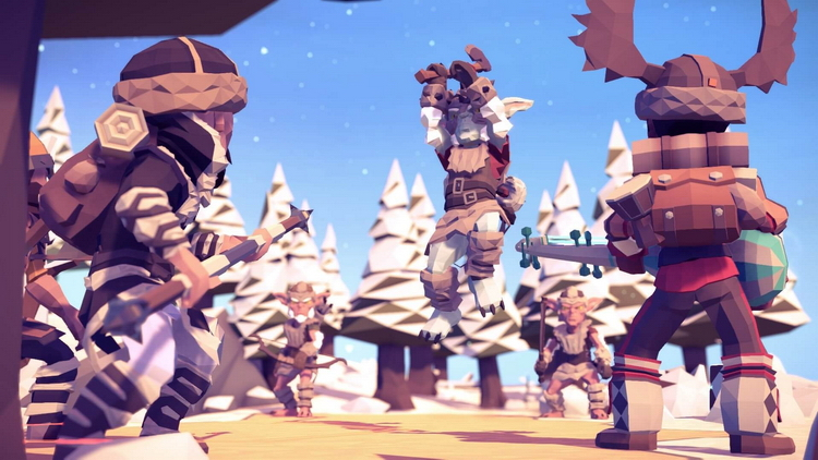 Epic Games Store: бесплатная For the King, а на следующей неделе— хоррор и RPG