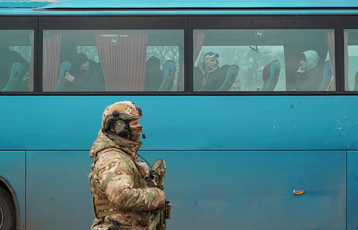Обмен пленными в Донбассе состоялся