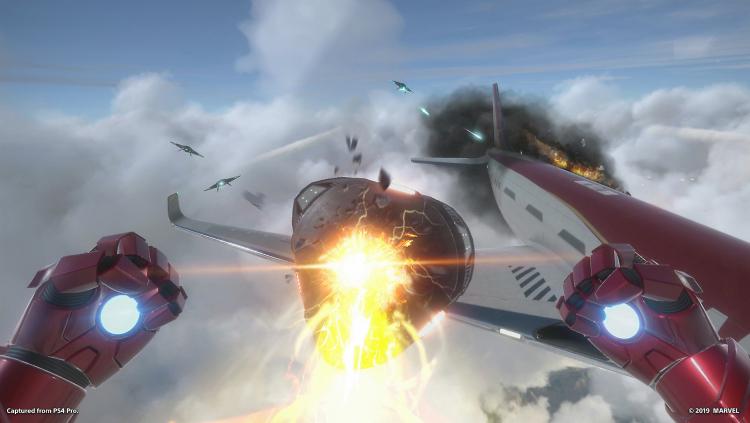 Marvel's Iron Man VR получила новую дату выхода — 3 июля