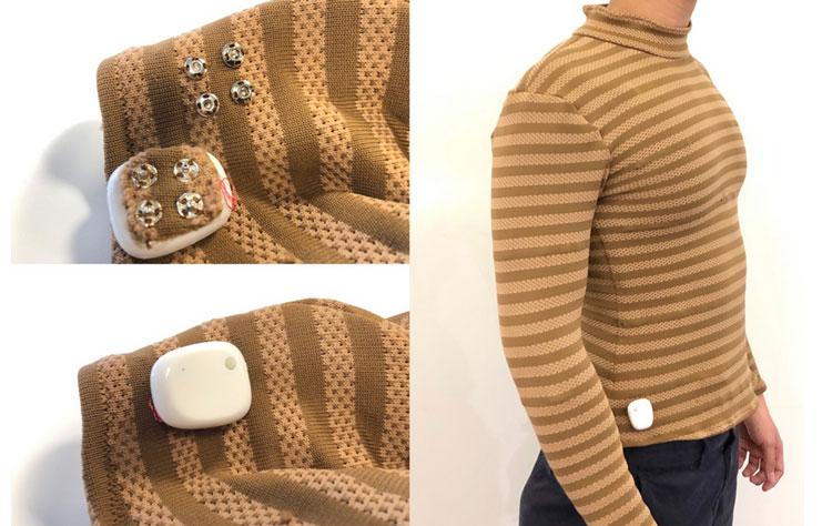 В MIT разработали «умную» одежду, следящую за самочувствием человека