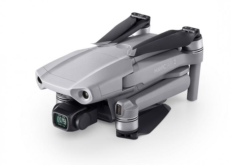 DJI Mavic Air 2 — новый король складных дронов