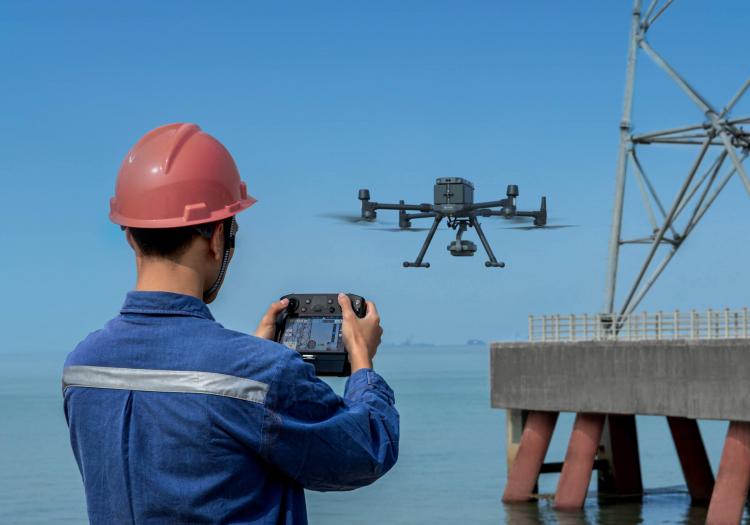 DJI представила Matrice 300 RTK: новый эталон промышленных дронов