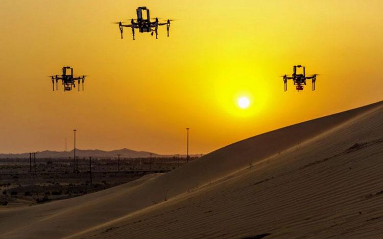 Чешскиеразработчики создадут дрон для поиска источников радиации