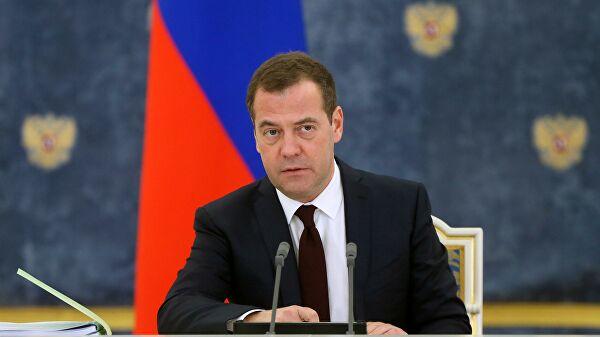 Медведев призвал к гармонизации мер по ликвидации последствий эпидемий