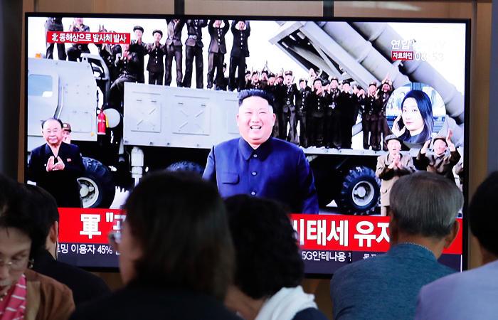 Американский генерал предупредил о постройке новых ракет в КНДР