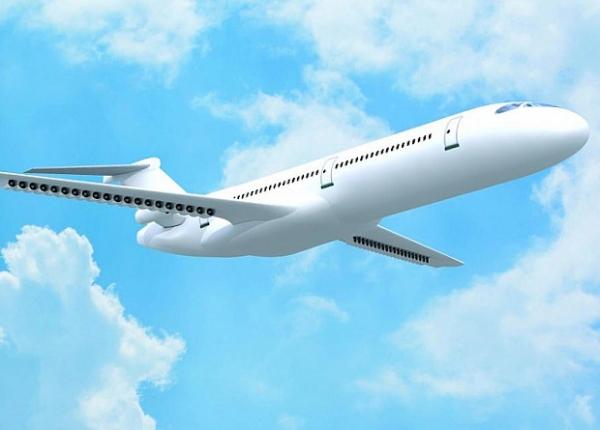 Европейцы занялись разработкой 50-местного гибридного самолета