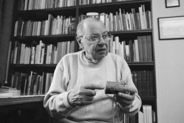Скончался историк и археолог Валентин Янин