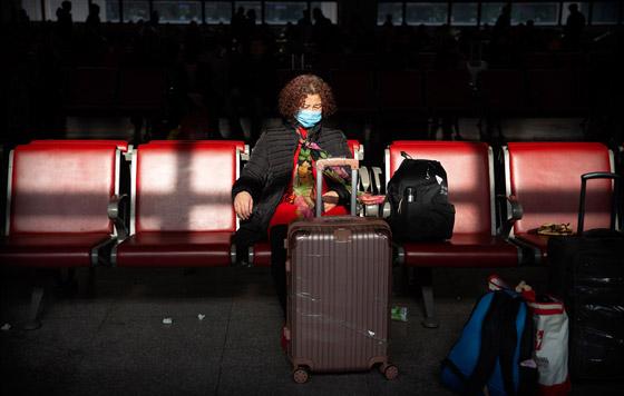 Китайские перевозчики приостановили полеты в Москву из Уханя